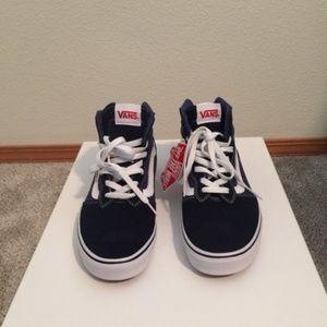 Men's Vans Hi Ward Sneaker